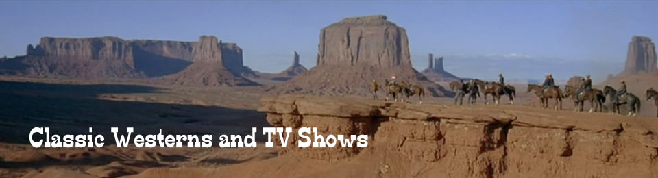 Classic Western Movies and TV Shows