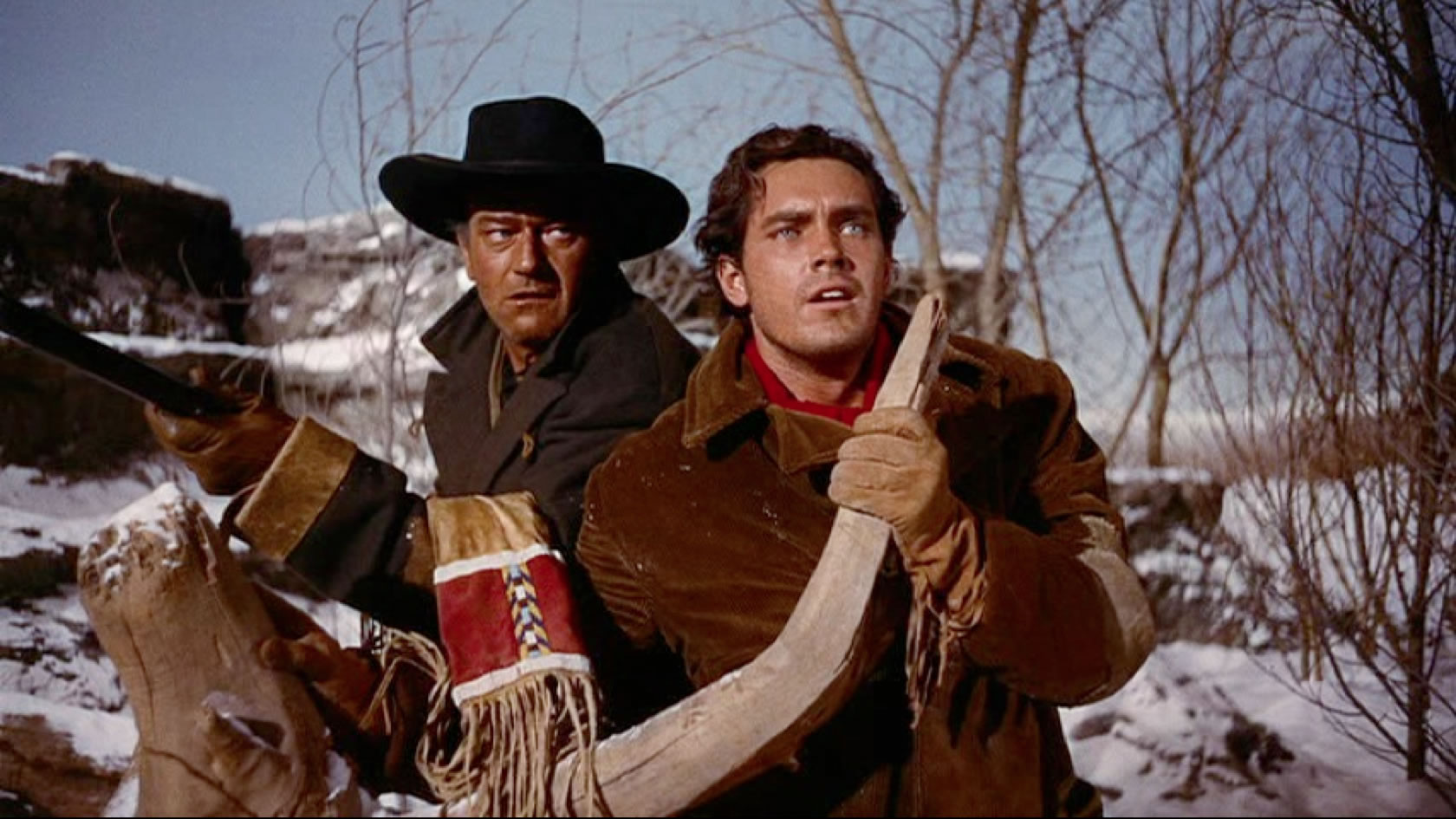 The Searchers Film
